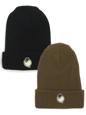HAIGHT(ヘイト)/ CLOUD CUFFKNIT CAP -2.COLOR-