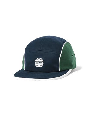 Butter Goods(バターグッズ)/ PIPING CAMP CAP -2.COLOR-