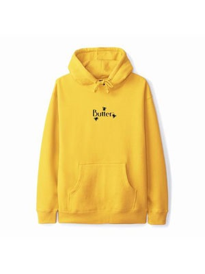 Butter Goods(バターグッズ)/ FLY CLASSIC LOGO POLLOVER HOOD -4.COLOR-