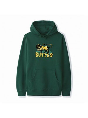 Butter Goods(バターグッズ)/ JAH POLLOVER HOOD -3.COLOR-