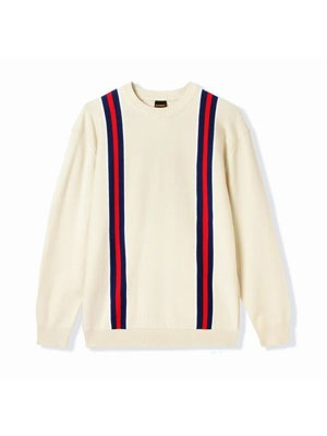 Butter Goods(バターグッズ)/ DANTE KNIT SWEATER -2.COLOR-