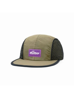 Butter Goods(バターグッズ)/ EXPEDITION 4 PANEL CAP -2.COLOR-