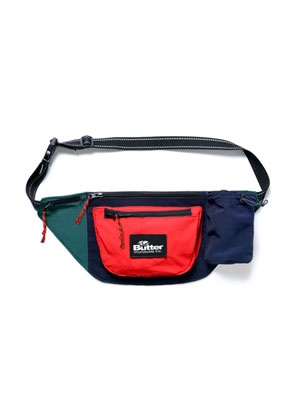 Butter Goods(バターグッズ)/ SANTOSUOSSO UTILITY BAG -RED-