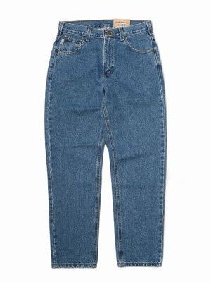CARHARTT(カーハート)/ Relaxed Fit Tapered Leg Jean -WASH.INDIGO-
