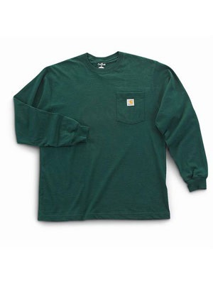 CARHARTT(カーハート)/ WORKWEAR POCKET LS TEE -4.COLOR-