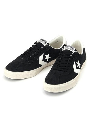 CONVERSE SKATEBOARDING(コンバース スケートボーディング)/ ROADPLAYER SK OX + -BLACK × WHITE-
