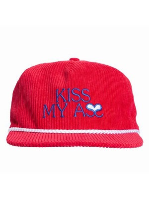 FUCKING AWESOME(ファッキンオーサム)/ Kiss My Ass Hat -RED-