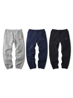 FTC(エフティーシー)/ SMALL LOGO SWEAT PANT -2.COLOR-