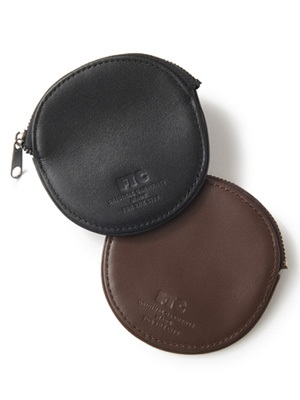 FTC(エフティーシー)/ LUXE LEATHER COIN PURSE -2.COLOR-