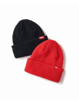 FTC(エフティーシー)/ SMALL OG LOGO BEANIE -2.COLOR-