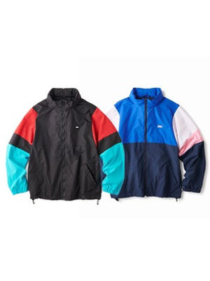 FTC(エフティーシー)/ NYLON TRACK JACKET -2.COLOR-