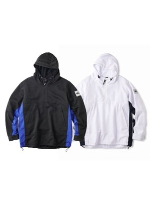 FTC(エフティーシー)/ WORLD WIDE ANORAK JACKET -2.COLOR-