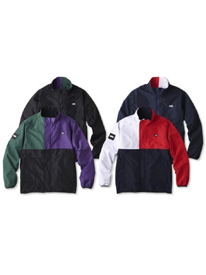 FTC(エフティーシー)/ COLOR BLOCKED REVERSIBLE JACKET -2.COLOR-