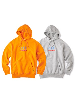 FTC(エフティーシー)/ ATHLETIC GEAR PULLOVER HOODY -2.COLOR-