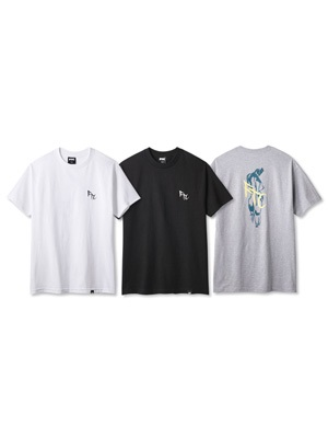 FTC(エフティーシー)/ NUDE TEE -3.COLOR-