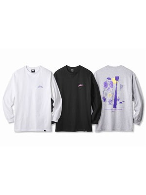 FTC(エフティーシー)/ TAL LS TEE -3.COLOR-