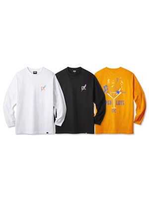 FTC(エフティーシー)/ OPEN LATE L/S TEE -3.COLOR-
