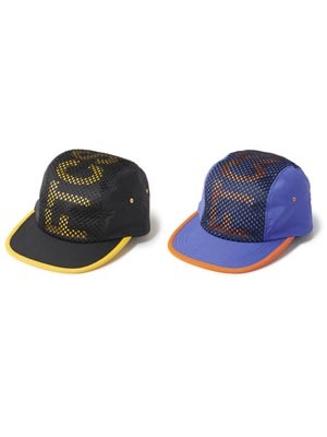 FTC(エフティーシー)/ MESH CAMP CAP -2.COLOR-