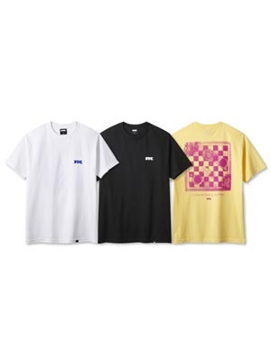 FTC(エフティーシー)/ CIGARETTES & COFFEE TEE -3.COLOR-