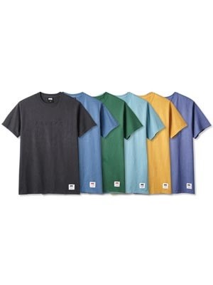FTC(エフティーシー)/ OVERDYED TEE -6.COLOR-