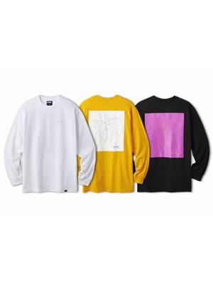 FTC(エフティーシー)/ PLANT LS TEE -3.COLOR-
