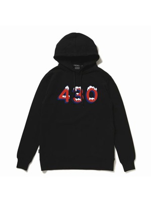 430(フォーサーティー)/ ICE LOGO PO PARKA -3.COLOR-