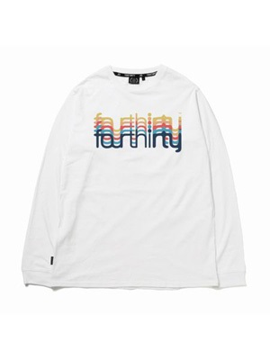 430(フォーサーティー)/ MULTI LOGO ICON LS TEE -3.COLOR-