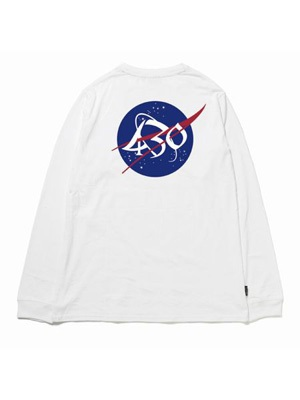 430(フォーサーティー)/ NASA LS TEE -2.COLOR-