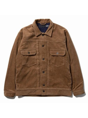 430(フォーサーティー)/ SECOND CORD JACKET -2.COLOR-