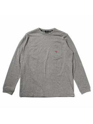 430(フォーサーティー)/ LIPSTICK LS POCKET TEE -2.COLOR-