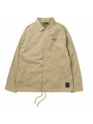 430(フォーサーティー)/ CHAIN STITCH COACH JACKET -2.COLOR-