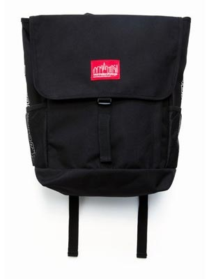430(フォーサーティー)/ WASHINGTON SQ BACKPACK 430 SP -BLACK-