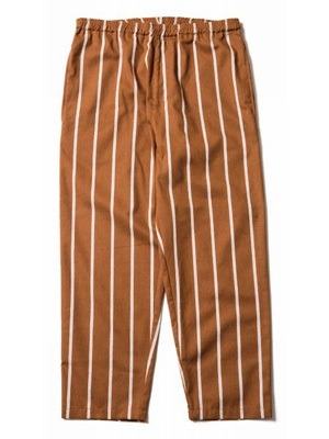 430(フォーサーティー)/ WS EASY STRIPE CHINO PANTS -2.COLOR-