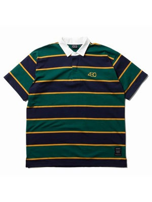 430(フォーサーティー)/ SS RUGBY SHIRTS -2.COLOR-