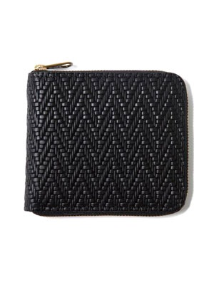 430(フォーサーティー)/ GF ROUND ZIP FOLD WALLET -2.COLOR-
