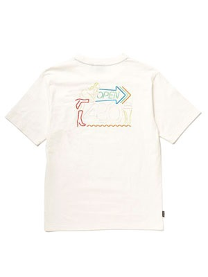 430(フォーサーティー)/ NEON GIRL SS TEE -5.COLOR-