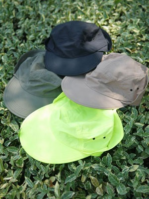 geek(ギーク)/ GEEK NYLON SUN HAT -4.COLOR-