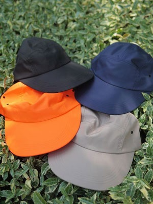 geek(ギーク)/ GEEK NYLON LONG BILL CAP -4.COLOR-