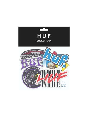 HUF(ハフ)/ STICKER PACK