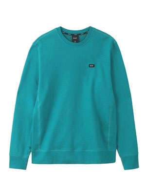 HUF(ハフ)/ BAR LOGO CREW NECK -2.COLOR-