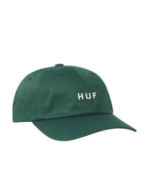 HUF(ハフ)/ ESSENTIALS OG LOGO CV HAT -3.COLOR-