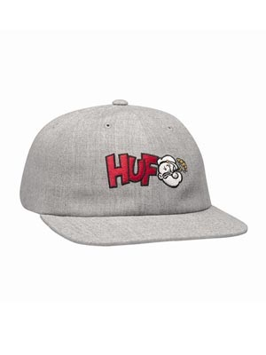 HUF(ハフ)/ POPEYE 6 PANEL HAT -2.COLOR-