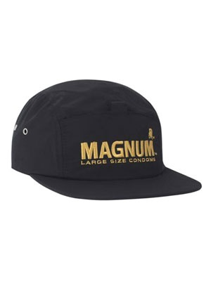 HUF(ハフ)/ MAGNUM STASH POCKET VOLLEY -BLACK-