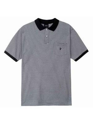 HUF(ハフ)/ HUF 1984 POLO -2.COLOR-