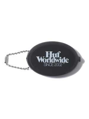 HUF(ハフ)/ HUF WORLDWIDE COIN CASE -3.COLOR-