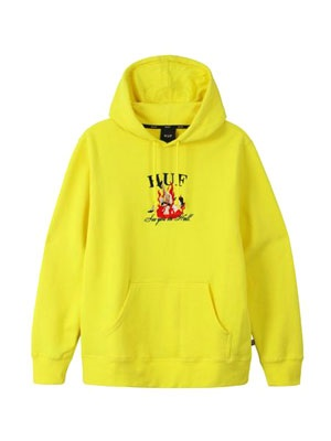 HUF(ハフ)/ SEE YOU IN HELL HOODIE -2.COLOR-