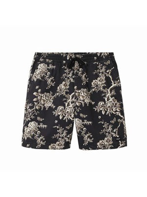 HUF(ハフ)/ HIGHLINE EASY SHORT -BLACK-
