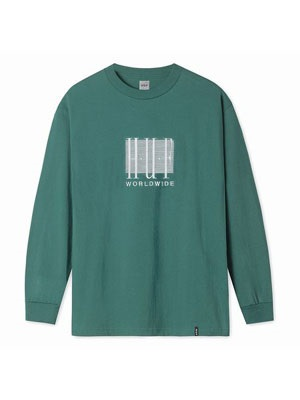 HUF(ハフ)/ LINEAR LS TEE -2.COLOR-