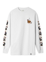 HUF(ハフ)/ WIMPY LS TEE -2.COLOR-