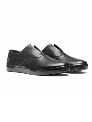 HUF(ハフ)/ DYLAN SLIP ON -BLACK-